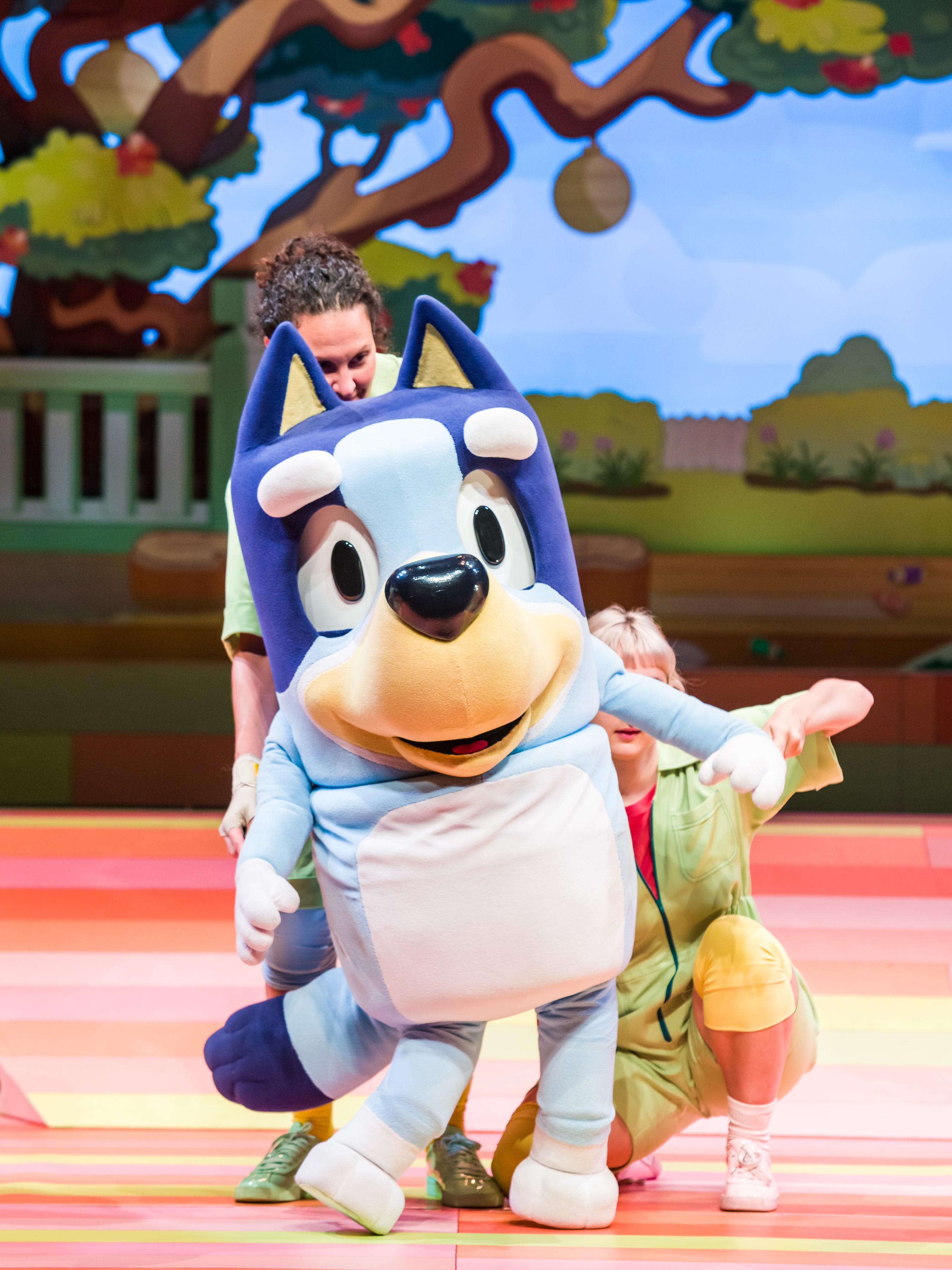 Image of Blueys Big Play production