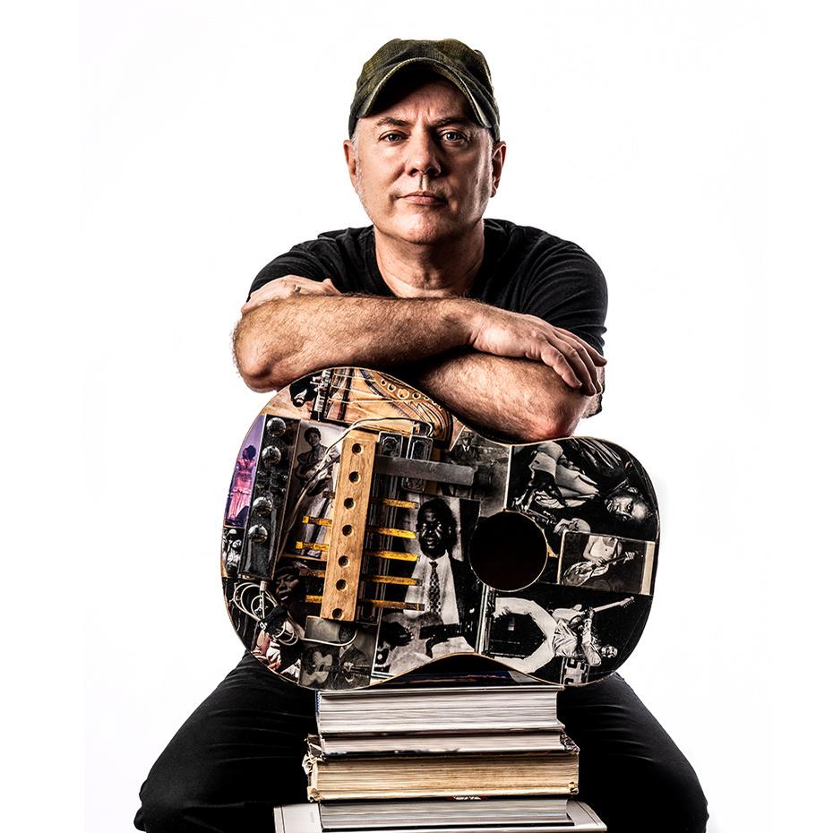 Musician Jeff Lang