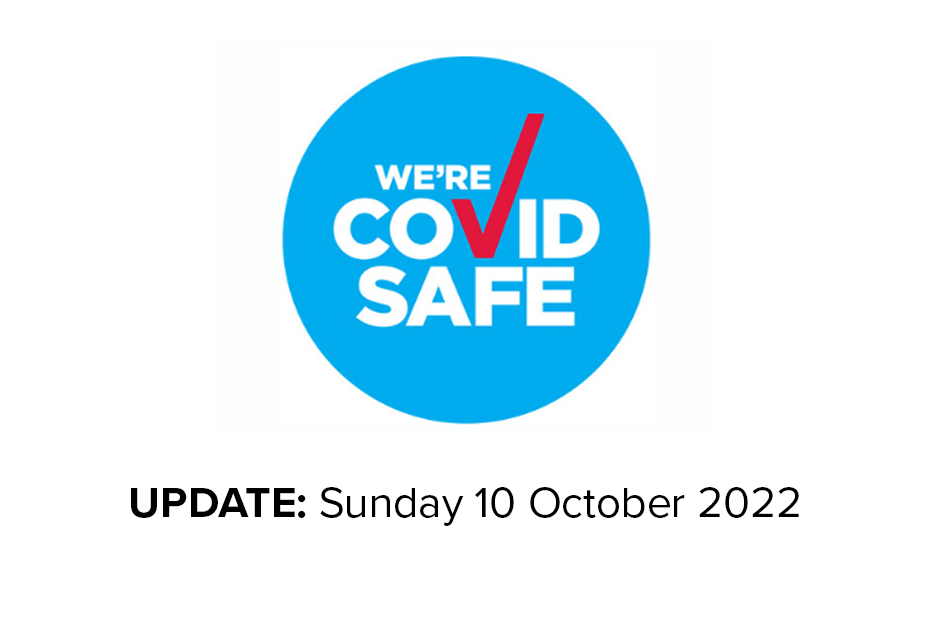 Updated COVID news for Shoalhaven Entertainment Centre
